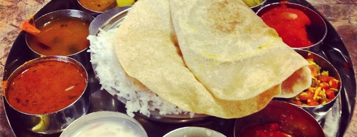 Saravana Bhavan is one of Nor Cal Destinations.