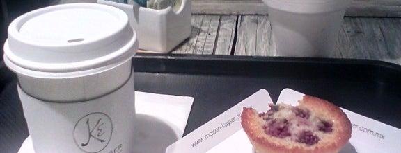 Maison Kayser is one of Cafés que probar.