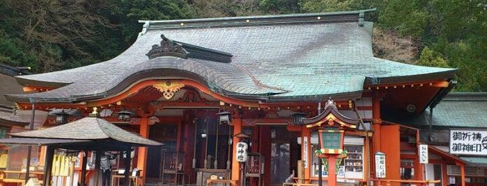 Kumano Nachi Taisha is one of 訪れた宗教センター.