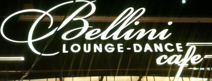 Bellini Lounge Dance Cafe is one of Wi-Fi пароли Одесса / Wi-Fi Passwords Odessa.