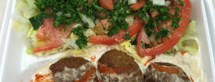 Falafel Maison is one of Where To Eat: Raincity's Best.