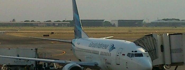 Soekarno-Hatta International Airport (CGK) is one of Indonesia's Airport - 1st List..