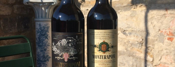 Monteraponi - Radda in Chianti is one of Chianti Classico Producers.