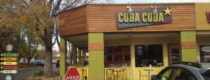 Cuba Cuba is one of Loved.