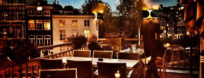 Café de Jaren is one of MY AMSTERDAM // LUNCH // BRUNCH.