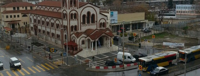 Rotonda Hotel is one of Top 10 favorites places in Θεσσαλονίκη, Ελλάδα.