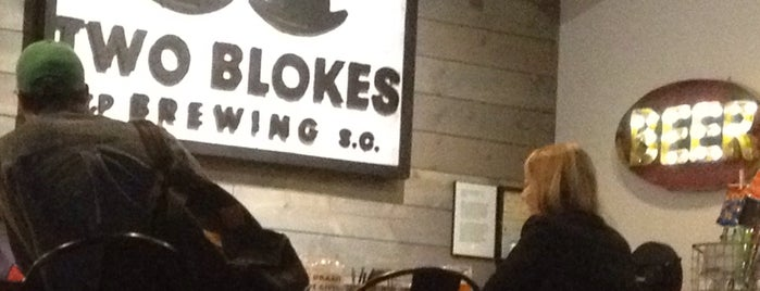 Two Blokes Brewing is one of CHS Wishlist.