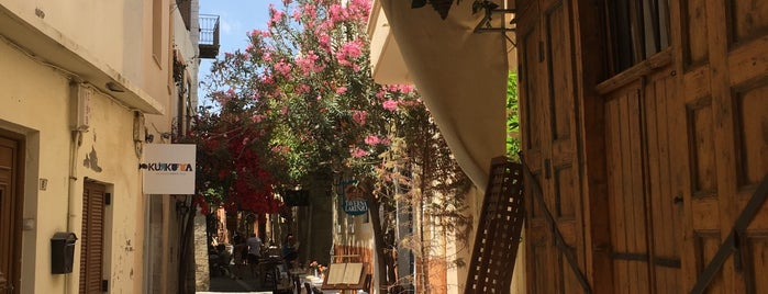 Old Town is one of Crete.