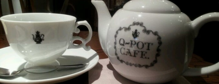 Q-pot CAFE. is one of カフェ.