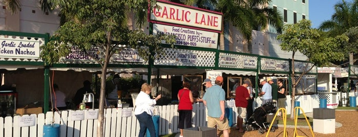 Garlic Festival is one of Delray.