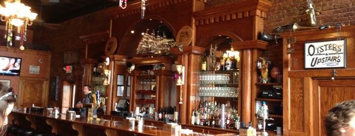 The Quarter is one of original restaurants.