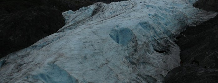 Exit Glacier is one of Alaska To-Do.