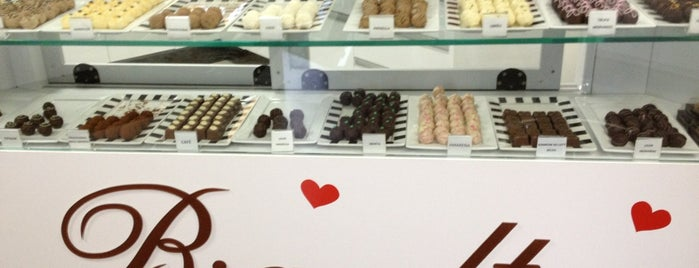 Brandt Chocolateria Café Gourmet is one of Joinville.
