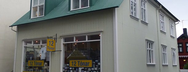 12 Tónar is one of Iceland.