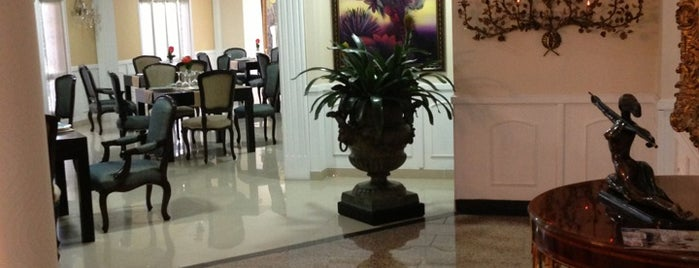 Le Manoir-Egina Hotel is one of Hoteles recomendados por Hansa Tours.