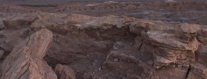 Mirador Piedra Del Coyote is one of Atacama.