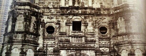 Malate Catholic Church is one of Filipinler-Manila ve Palawan Gezilecek Yerler.
