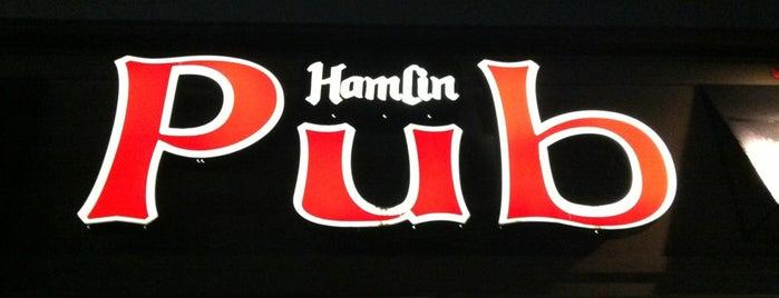 Hamlin Pub is one of q.