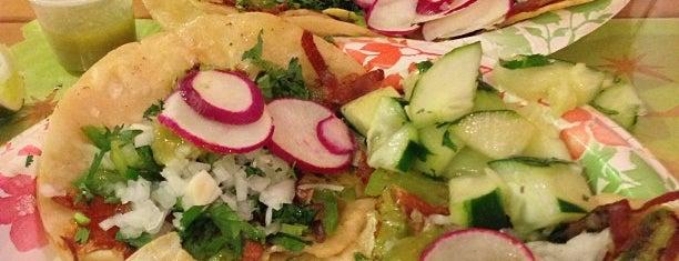 Tacos El Chilango is one of eat here.