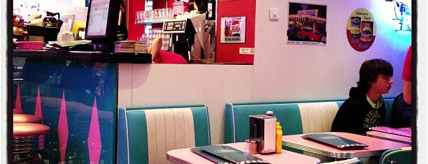 HD Diner is one of Burger.