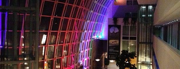 Ghent Marriott Hotel is one of foursquaredaytest.