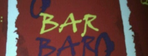 O Bar BarO is one of Hotspots SP.