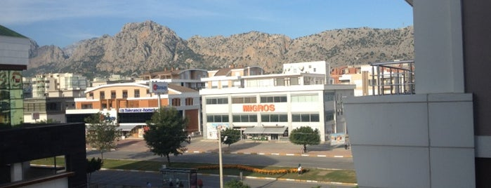 Migros is one of Antalya 6.