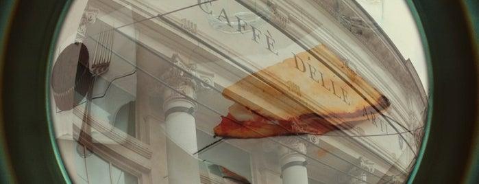 Caffè delle Arti is one of Rome.