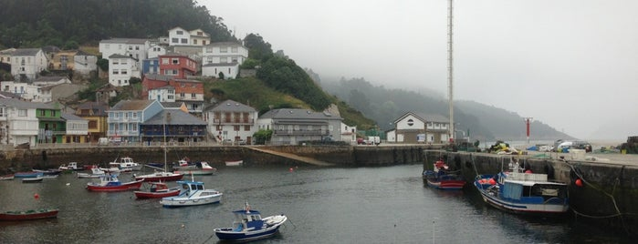 Porto do Barqueiro is one of To do's Viveiro.