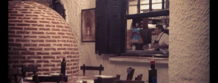 Oficina de Pizzas is one of Gastronomia.