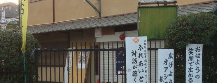 嵐山東 学区 is one of 京都の学区.