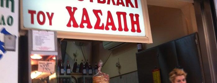 Το Σουβλάκι του Χασάπη is one of φαγητο.