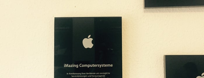 iMazing Computersysteme is one of Favoriten.