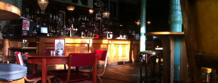 The Red Lion is one of east east london.