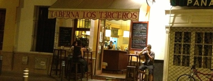 Taberna Los Terceros is one of Favorite Food.