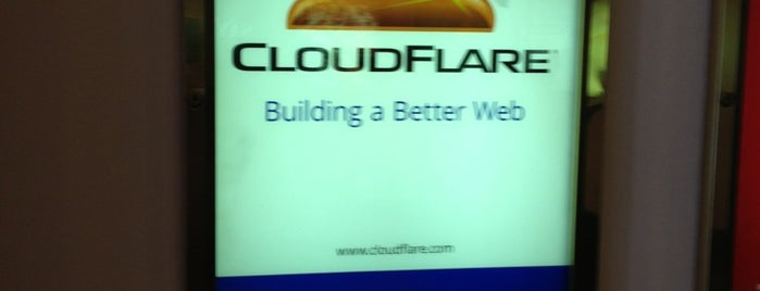 Cloudflare HQ is one of Silicon Valley Tech Companies.