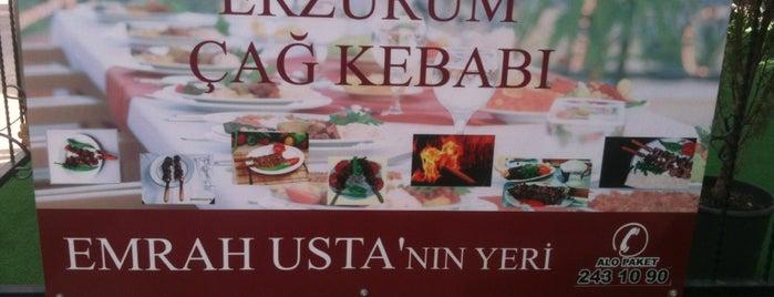 Emrah Usta'nın Yeri Oltu Cağ is one of Kebapçılar.