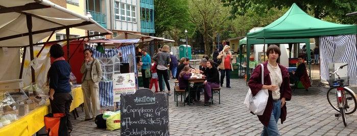 Schillermarkt Herrfurthplatz is one of Neukölln.
