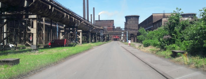ArcelorMittal Ostrava a.s. is one of Páternostery.
