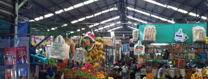 Mercado Municipal Cosme del Razo is one of mis favoritos C=.