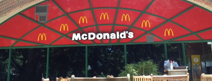 McDonald's is one of Lugares que visité.