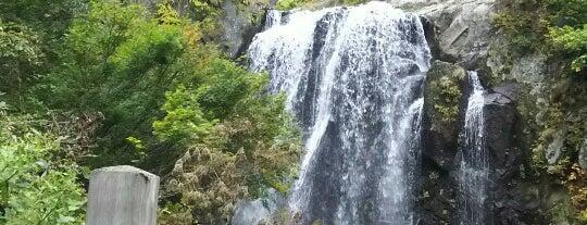 安の滝 is one of 日本の滝百選.