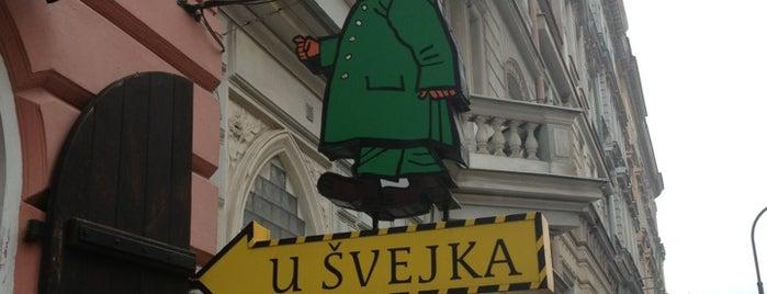 U Kalicha is one of Prague.