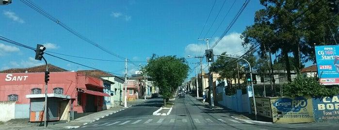 Av. São João is one of tdjuntoemisturado.