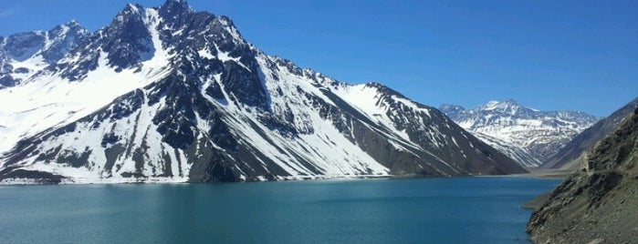 Embalse El Yeso is one of Chilecito 🗻.
