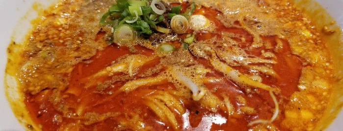 Killer Noodle by Tsujita is one of LA's 16 Essential Ramen Shops.