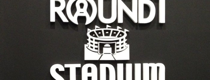 Round1 Stadium is one of ゲーセン.