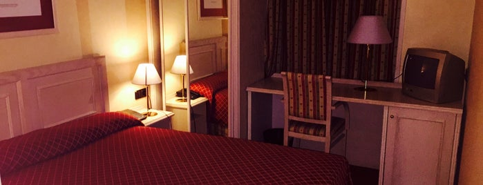Sunotel Aston Hotel is one of Hoteles en que he estado.