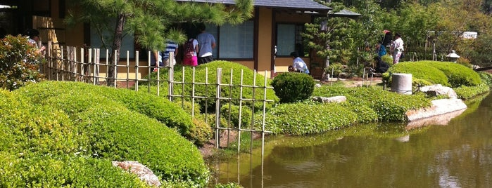 Japanese Garden is one of Favorites.