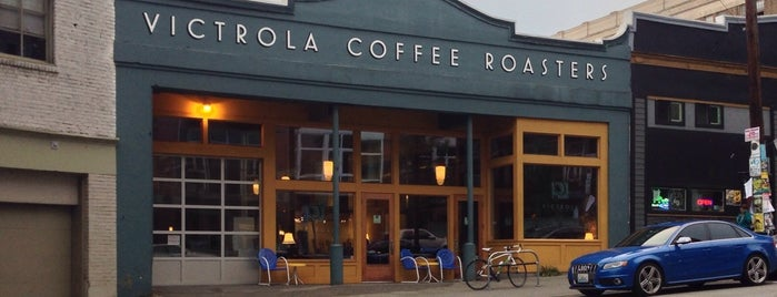 Victrola Cafe and Roastery is one of Seattle.